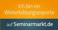 Ich bin ein Weiterbildungsexperte auf Seminarmarkt.de